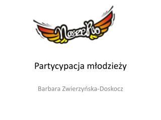 Partycypacja młodzieży