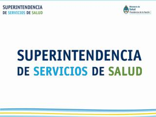 REGULACIÓN SUPERINTENDENCIA