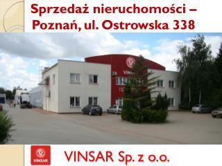 VINSAR Sp. z o.o.