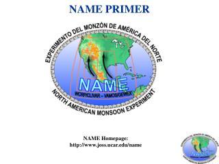 NAME PRIMER