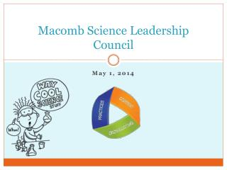 Macomb Science Leadership Council