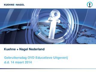 Kuehne + Nagel Nederland