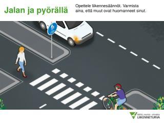 Jalan ja pyörällä