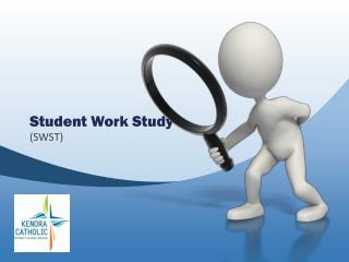 Student Work Study