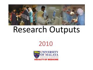 Research Outputs