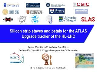 Silicon strip staves and petals for the ATLAS Upgrade tracker of the HL-LHC