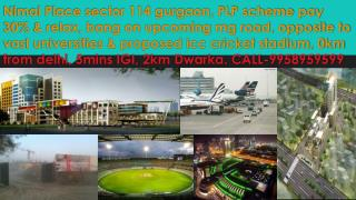 nimai place sector 114 gurgaon plp scheme1