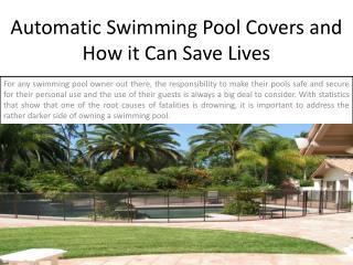 Pool Safe