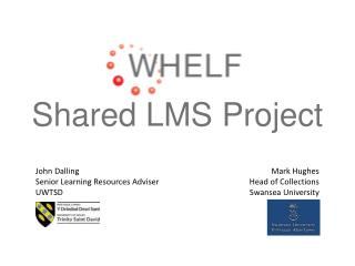 Shared LMS Project