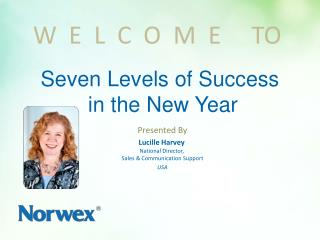 Presented By Lucille Harvey  National Director,  Sales  & Communication  Support USA