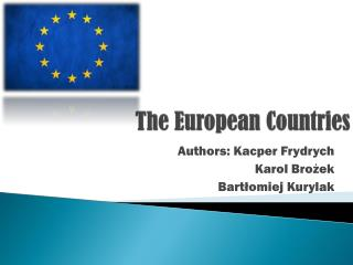 The European Countries