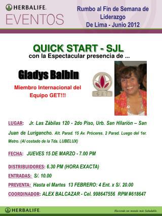 Rumbo  al Fin de Semana de Liderazgo De  Lima  - Junio 2012