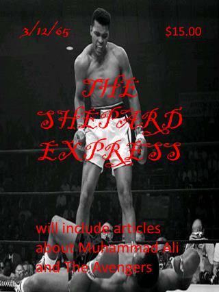 THE SHEPARD EXPRESS