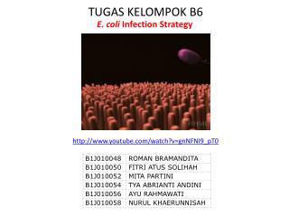 TUGAS KELOMPOK B6