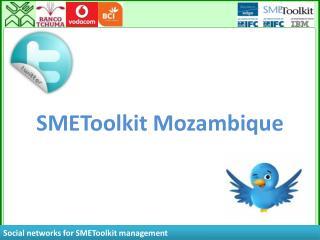 SMEToolkit Mozambique