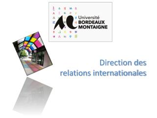 Direction des relations internationales