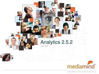 Analytics 2.5.2