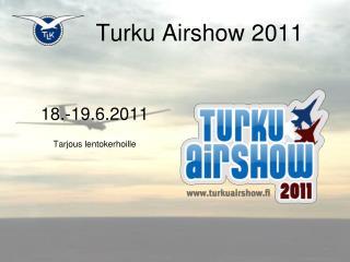 Turku Airshow 2011