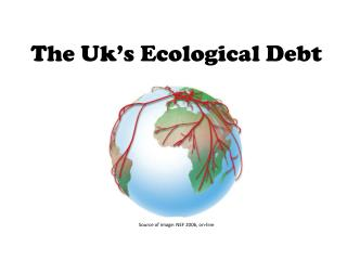 The Uk's Ecological Debt