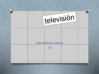 Jose Manuel botero 7A
