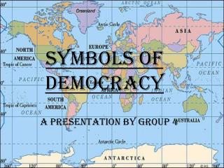 Symbols of Democracy