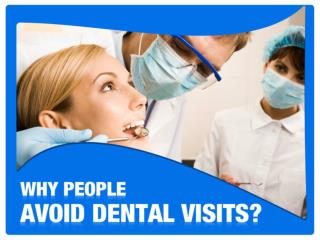 Dental Costs in Australia and Why People Avoid Dental Visits