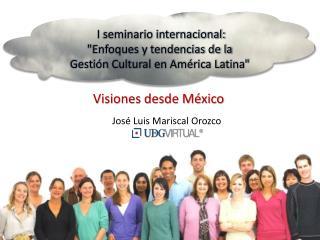 I seminario internacional: