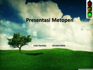 Presentasi Metopen