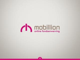 Wie is  mobillion ?