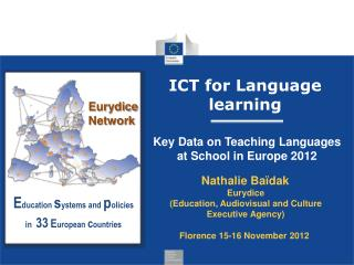 ICT for Language learning