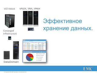 Эффективное хранение данных .