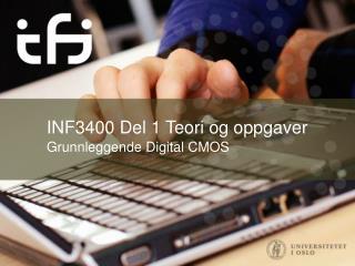 INF3400 Del 1 Teori og oppgaver