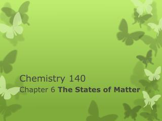 Chemistry 140