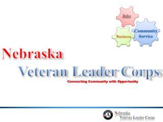 Nebraska Veteran Leader Corps