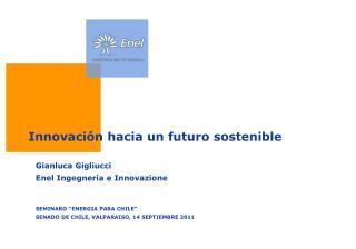 Innovación hacia un futuro sostenible