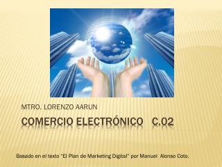 Comercio electrónico   C.02