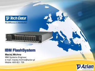 IBM  FlashSystem