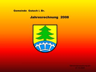 Gemeinde  Gutach i. Br.