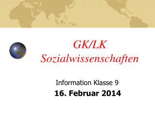 GK/LK Sozialwissenschaften