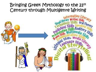 Bringing Greek Mythology to the 21 st  Century through Multigenre Writing