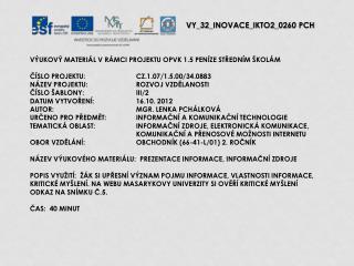 V Y_32_INOVACE_ IKTO2 _ 02 60  PCH