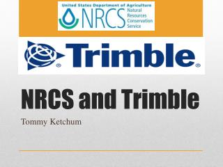 NRCS and Trimble
