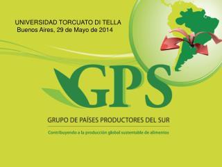 UNIVERSIDAD TORCUATO DI TELLA  Buenos Aires, 29 de Mayo de 2014