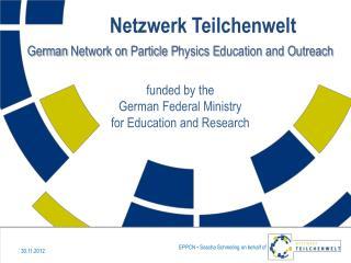 Netzwerk Teilchenwelt