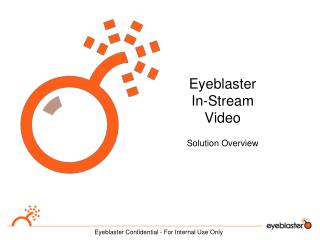 Eyeblaster In-Stream Video