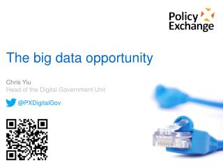 The big data opportunity