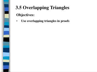 3.5 Overlapping Triangles