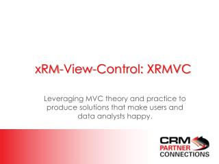 xRM -View-Control: XRMVC