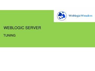 WEBLOGIC SERVER