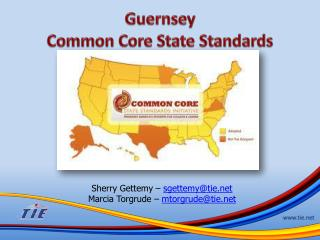 Guernsey  Common Core State Standards